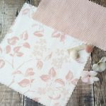 Apple Blossom blush detail