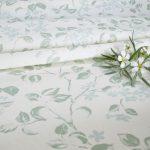 Apple Blossom lichen detail