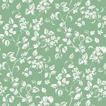 Apple Blossom mineral green fabric