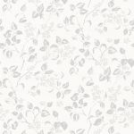 Apple blossom mist fabric