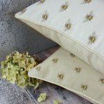 Piped cushion detail