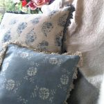 Daisy Chain cushion
