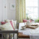 Hydrangea kitchen table