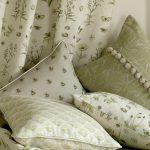 Green and Botanical fabrics