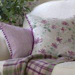 JM Honeysuckle soft stone cushion