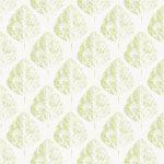 Kitchen Garden green fabric