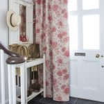 Maxine hallway curtain