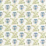 Mini Viola sky fabric