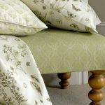 Mollie Green footstool