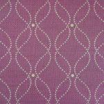 Mollie plum fabric
