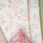 Peony pink fabric 3