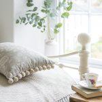 Rose Garden cushion dove