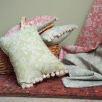 Rose Garden cushions