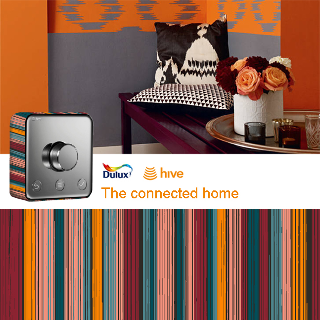 The connected home Facebook
