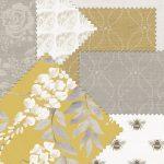 mood-board-saffron-&-grey-fabric